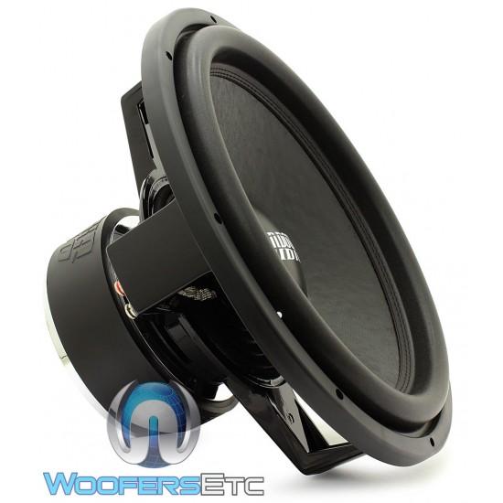 "Sundown Audio SA-15 D4 Classic 15"" 750 Watts Dual 4-Ohm SA Series Subwoofer"