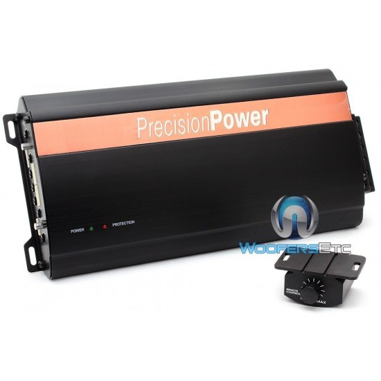 i640.5 - Precision Power 5-Channel 640W RMS Class D iON Series Amplifier