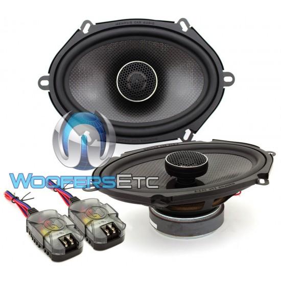 "15-MCX572 - Memphis 5"" x 7"" 50W RMS 2-Way Coaxial Speakers"