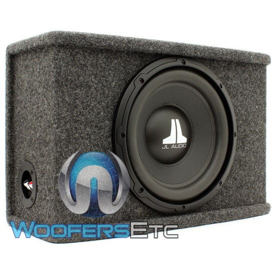cs110 wxv2 jl audio single 10 200w rms loaded subwoofer. Black Bedroom Furniture Sets. Home Design Ideas