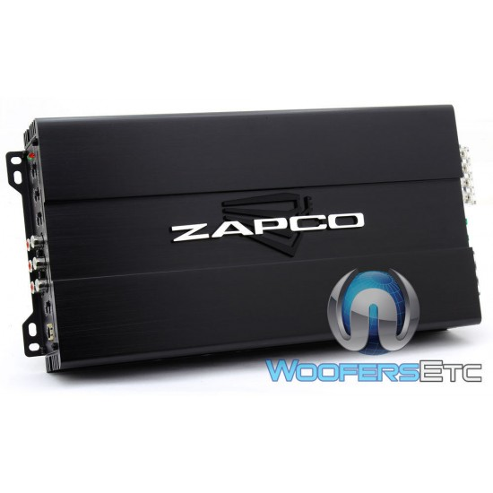 st 4x p zapco 4 channel 480w rms class ab amplifier. Black Bedroom Furniture Sets. Home Design Ideas
