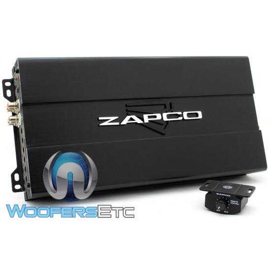 ST-1350XM II - Zapco Monoblock 1350W RMS Class D Amplifier