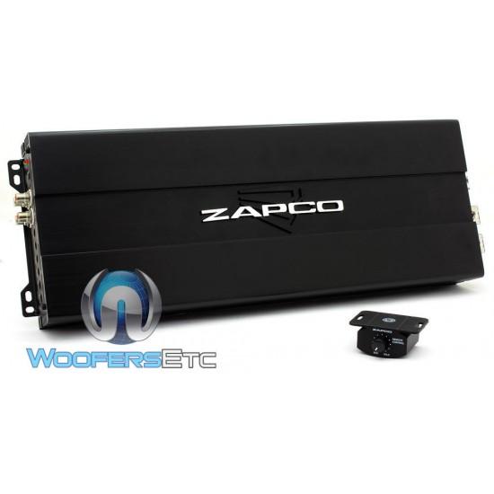 Zapco ST-2000XM II 2000W RMS Monoblock Class D Car Amplifier