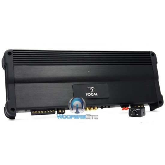 FPP-5300 - Focal 5-Channel 500W RMS Class A/B Power Performance Series Amplifier
