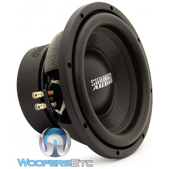 "Sundown Audio E-10 D2 v.3 10"" 500W RMS Dual 2-Ohm E Series Subwoofer"