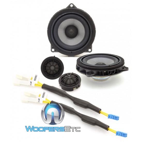 Rockford fosgate t3 bmw1 4 inch 50w rms component speakers system rockford fosgate t3 bmw1 4 50w rms component speakers system for select bmw models sciox Gallery