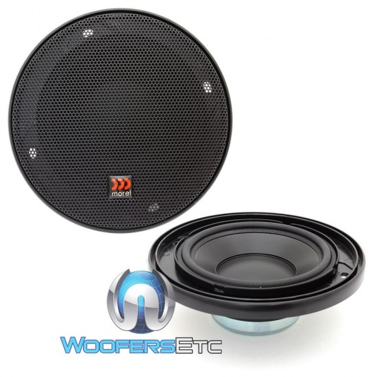 """Hybrid MW4 - Morel 4"""" 100W RMS Mid-Bass Woofers"""