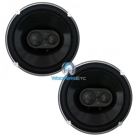 Gto638 Jbl 6 1 2 6 3 4 Grand Touring Series 3 Way Speakers