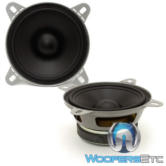 "Pair of JL Audio C5-400CM-RP Evolution 4"" Mid-Range Speaker Drivers"