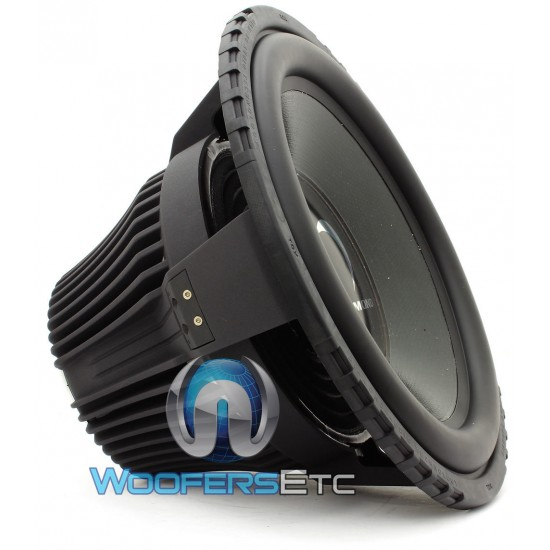 "Diamond Audio HP15D2 15"" Dual 2-Ohm 1000W RMS 2000W Max Subwoofer"