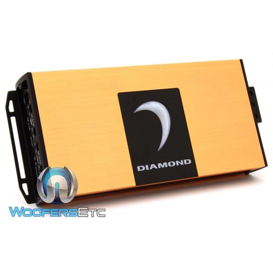 Diamond Audio MICRO4V2 4-Channel 600W RMS Class D Amplifier