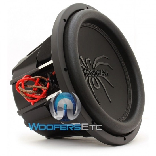 """Soundstream T5.124 12"""" 1000 Watts RMS Dual 4-Ohm T5 Series Subwoofer"""
