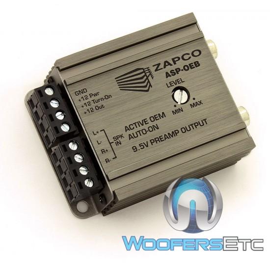 ASP-OEB - Zapco 2-Channel Signal Line Converter