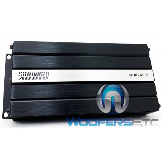 SAM-65.4 - Sundown Audio 4 Channel 260W RMS Micro Amplifier