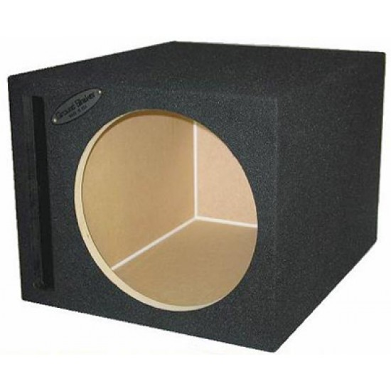 "SQP110 - Ground Shaker 10"" Single Ported Box"