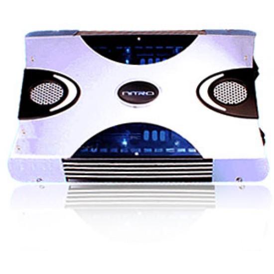 BMW-482 - Nitro BMW 2 Ch  1000 Watt Amplifier