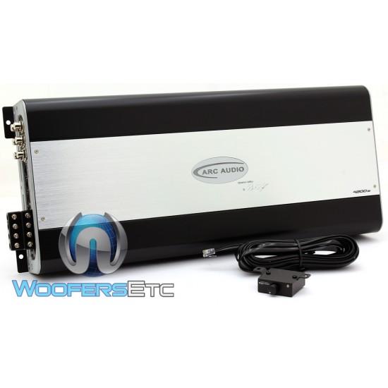 SE 4200 - ARC Audio 4 Channel 800 Watt Amplifier