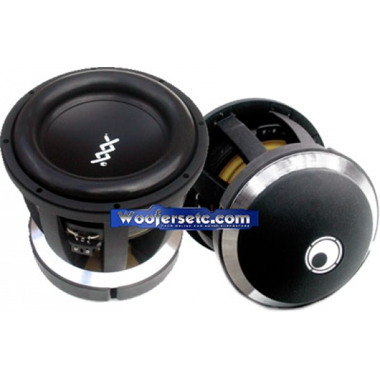 "XXX12 - RE Audio 12"" XXX Series Dual 2 Ohm Subwoofer"