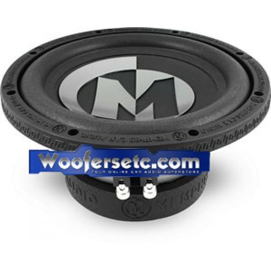 """15-PR10D4 - Memphis 10"""" DVC Subwoofer"""