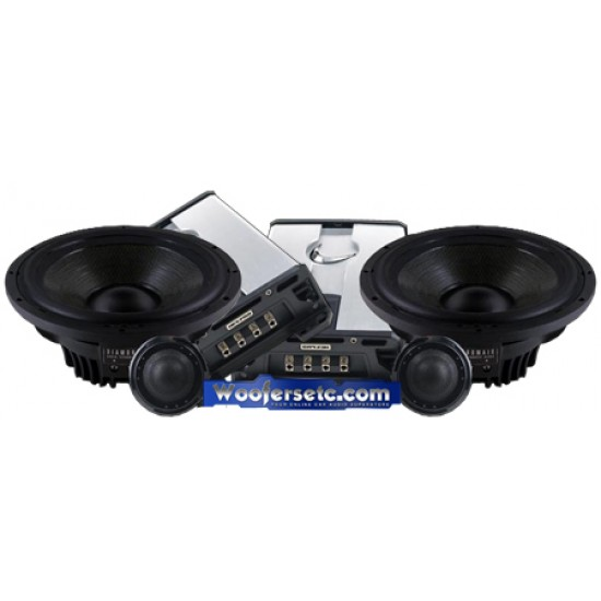 "HP 650 - Diamond Audio Hex Pro 6.5"" Component Speakers"