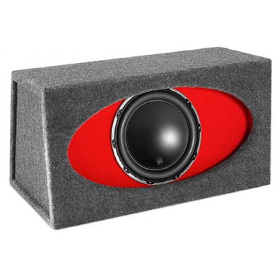 W6v2 jl audio single 12w6v2 sub in high output enclosure ho112r w6v2 jl audio single 12w6v2 sub in high output enclosure sciox Images