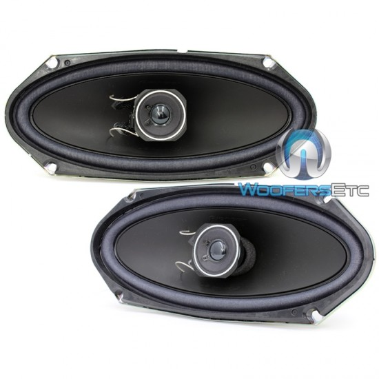 """TS-A4103 - Pioneer 4 x 10"""" Coaxial Speakers"""