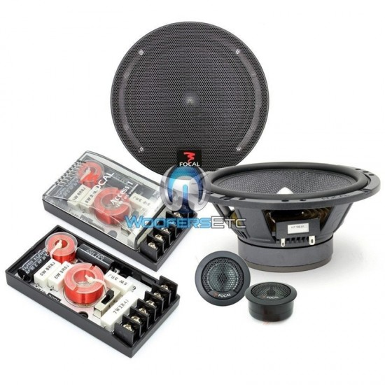 "165A1 - Focal Access 6.5"" 2 Way Component Speakers"