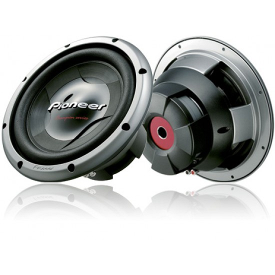 "TS-W308D2 - Pioneer 12"" 1400W Dual 2 ohm Subwoofer"