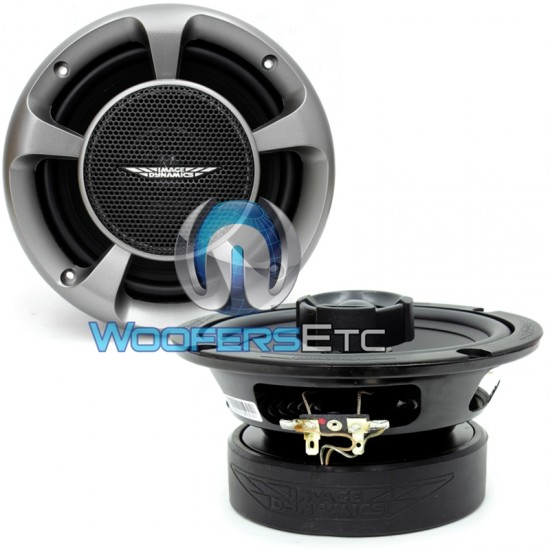 "CTX65 - Image Dynamics 6.75"" 2 Way Speakers w/ Silk Tweeters"