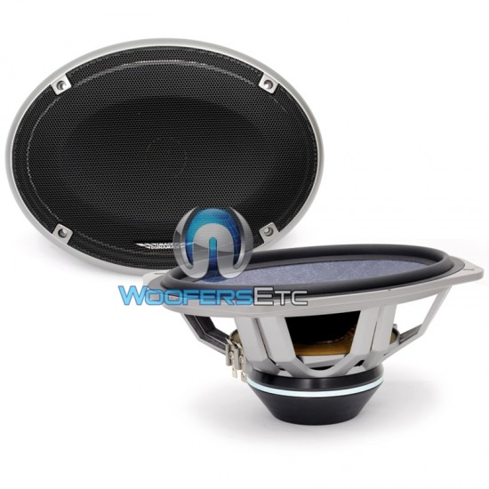"""X-69 - Image Dynamics 6x9"""" High Definition Midrange Midbass Speakers with Neodynium Magnet"""