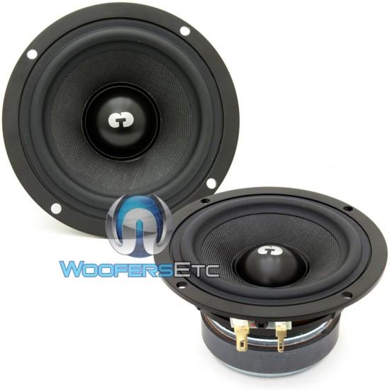 "ES-4 - CDT Audio 4"" Midrange Drivers"