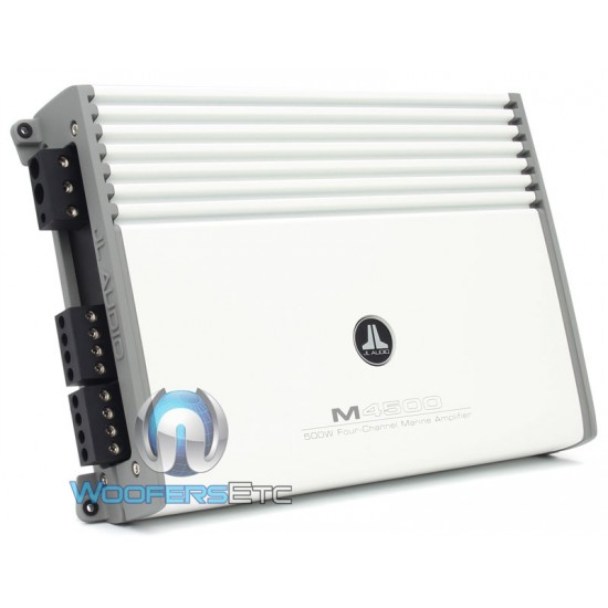 m4500 jl audio 4 channel 500 watt marine amplifier m4500 jl audio 4 channel 500 watt marine amplifier