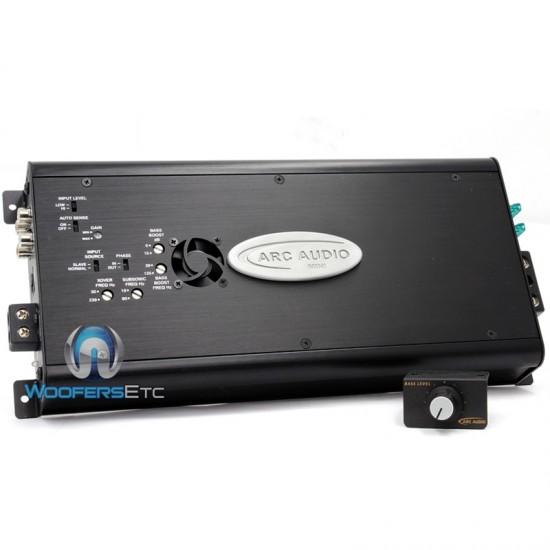 KS 500.1 Mini - ARC Audio 1 Channel 500 Watt Amplifier