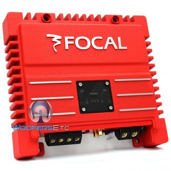 Solid2 Red - Focal 2 Ch 200 Watt Amplifier
