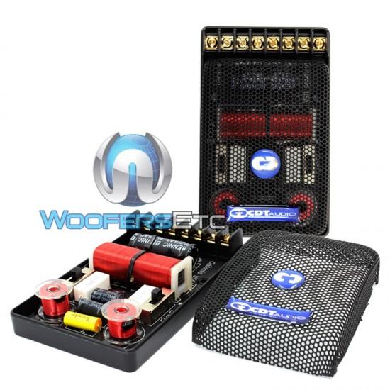 EX-30 - CDT Audio Adjustable 3-Way Passive Crossover