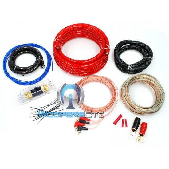 AIK- GD Accessories 0 Gauge Amplifier Wiring Kit