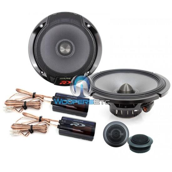 "SPR-60C - Alpine 6.5"" Type-R Component Speaker System"