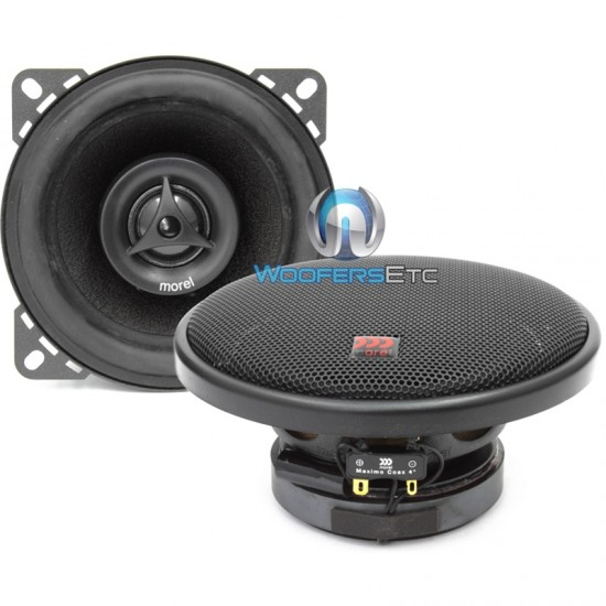 "Maximo 4C - Morel 4"" Coaxial Speaker System"