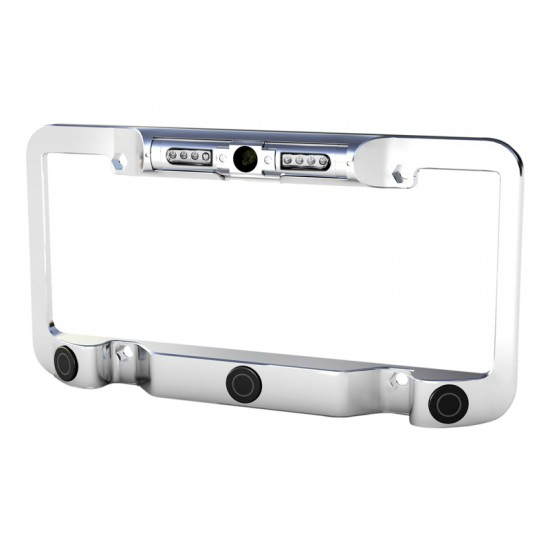 VLP2-CSC - Soundstream Universal License Plate Frame with Built-in ...