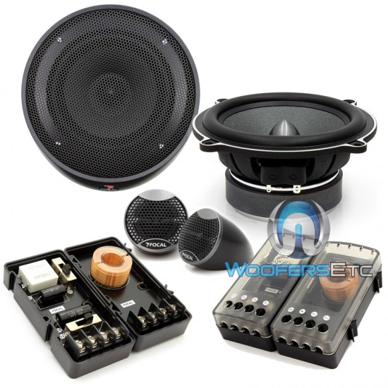 PS-130 - Focal Performance 2-Way Component Speaker System