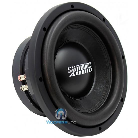 """SD-2 10D4 - Sundown Audio 10"""" Dual 4-Ohm Subwoofer"""