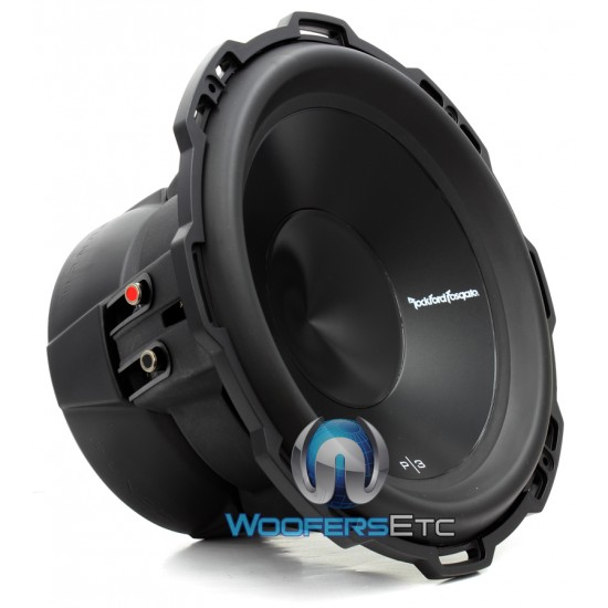"""P3D2-12 - Rockford Fosgate 12"""" Dual 2 Ohm Punch Stage 3 Series Subwoofer"""