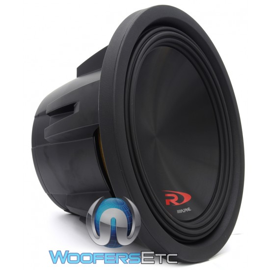 "SWR-12D4 - Alpine 12"" Dual 4-Ohm Type-R Series Subwoofer"