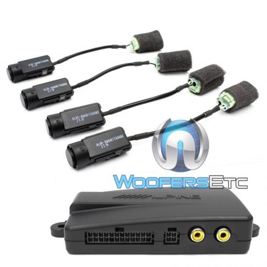 VPX-B104R - Alpine Visual Parking Assistant Sensor System