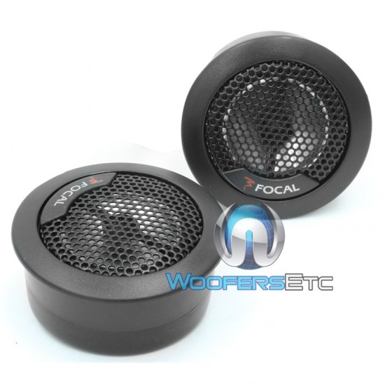 TN-44 - Focal Access Series Aluminum Inverted Dome Tweeters