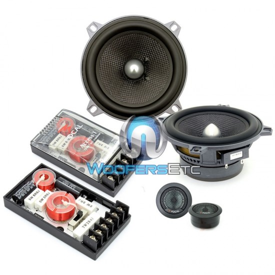 """130A1 SG - Focal Access 5.25"""" 2-Way Component Speaker System"""