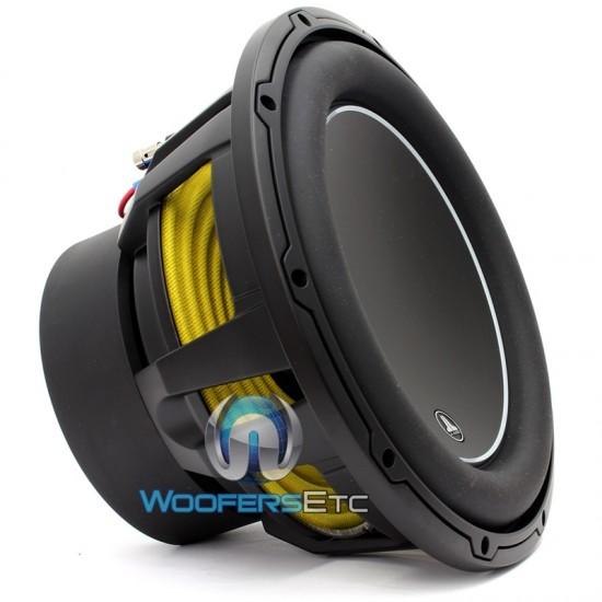 "12W6v3-D4 - JL Audio 12"" 600W Dual 4-Ohm Subwoofer"