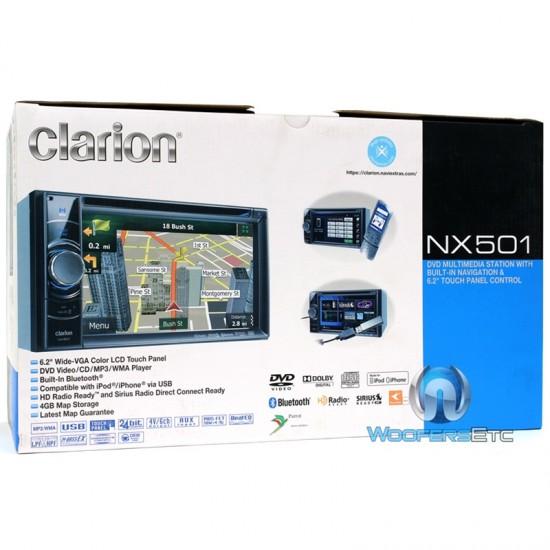 NX501 - Clarion 6 2