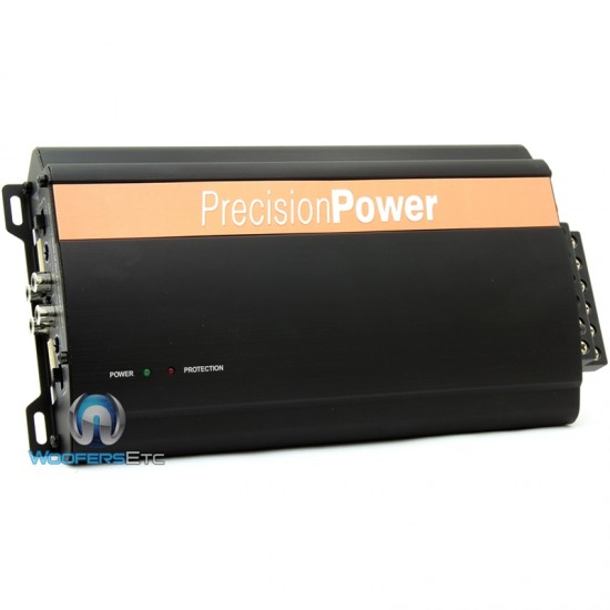 i520.4 - Precision Power 4-Channel 520W RMS Class D iON Series Full Range Amplifier