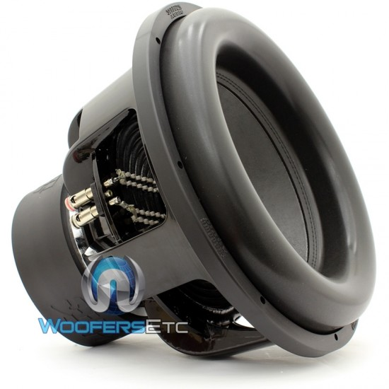 "X-15 D2 - Sundown Audio 15"" Dual 2-Ohm 1250W RMS Subwoofer (Old V1 Model)"